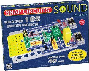 Snap Circuits Sound Kit Scs 185 Snapcircuits Israel